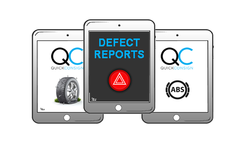 Bespoke waste management software, Defect Reports